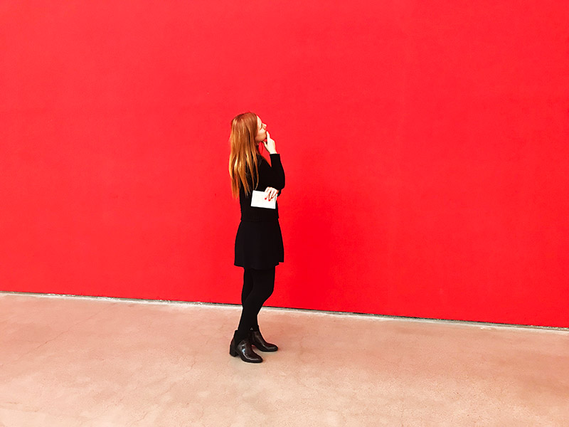 mmca red wall