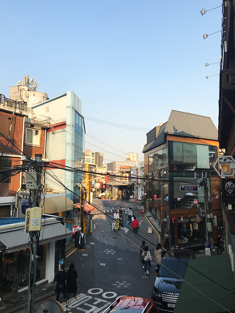 living in seoul safe streets