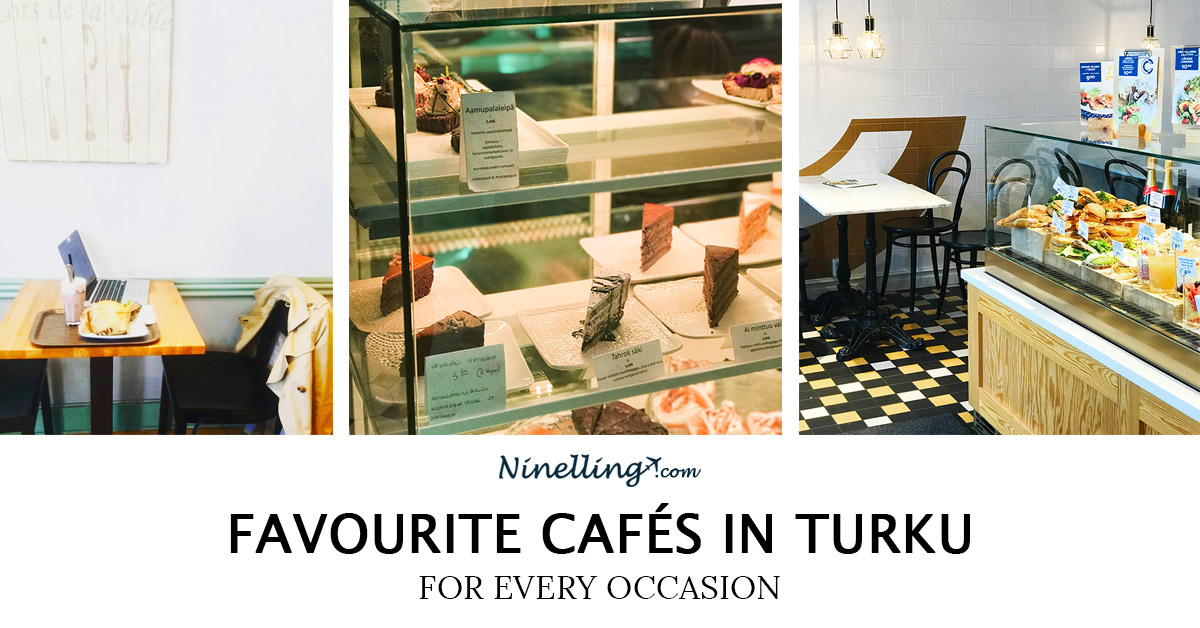 cafés in turku best favourite ninelling travel blog