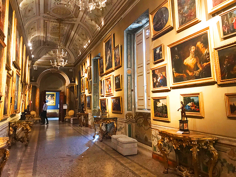 3 nights in rome gallery corsini barberini