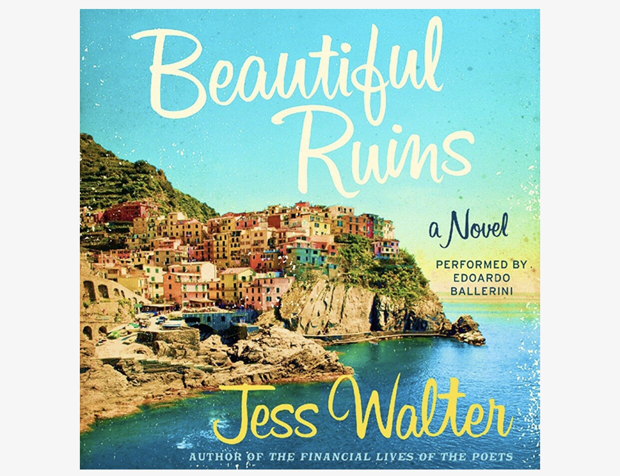 Beautiful ruins audiobook blog