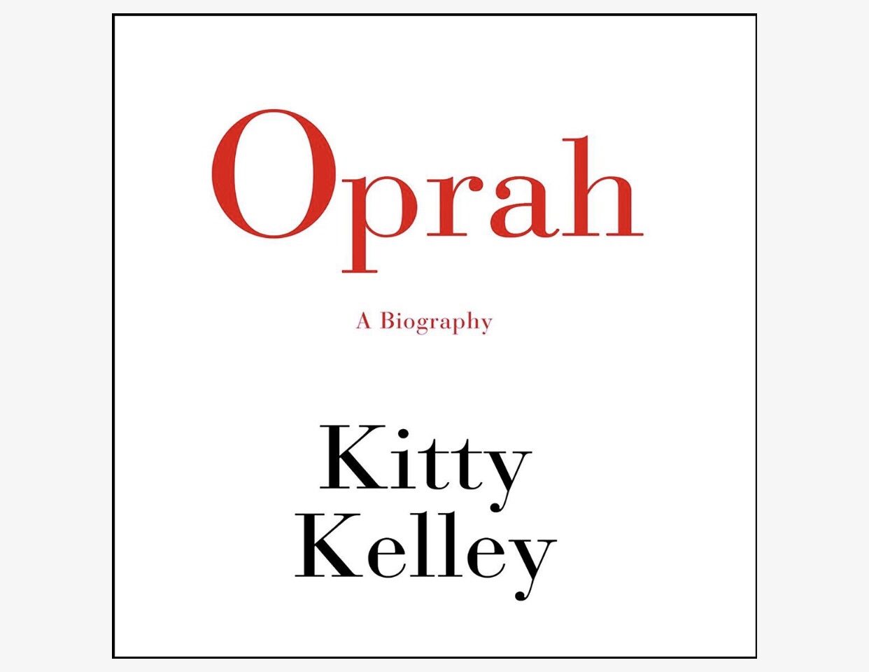 Oprah audiobook audible travel blog