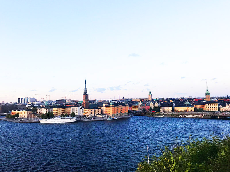 moving to stockholm