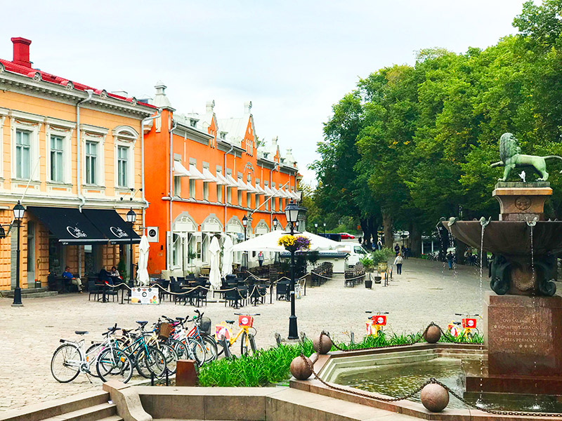 cafés in turku best favourite places åbo ninelling travel blog