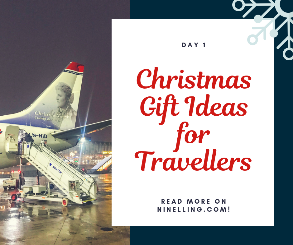 Best Christmas gifts for travellers