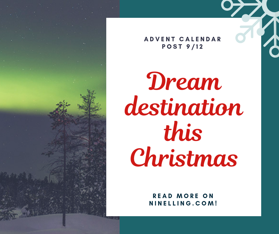 dream destination christmas