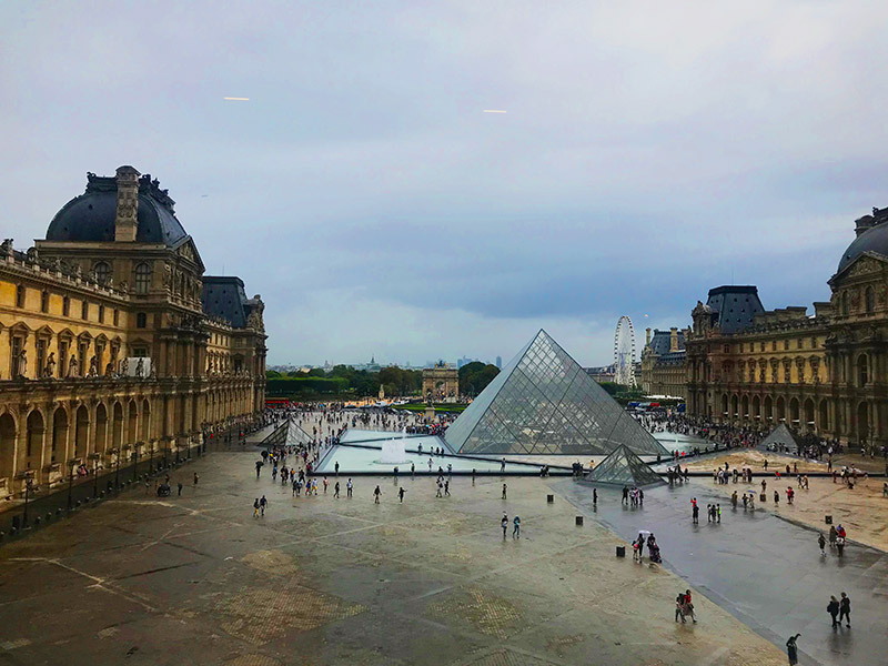 the louvre paris worth it