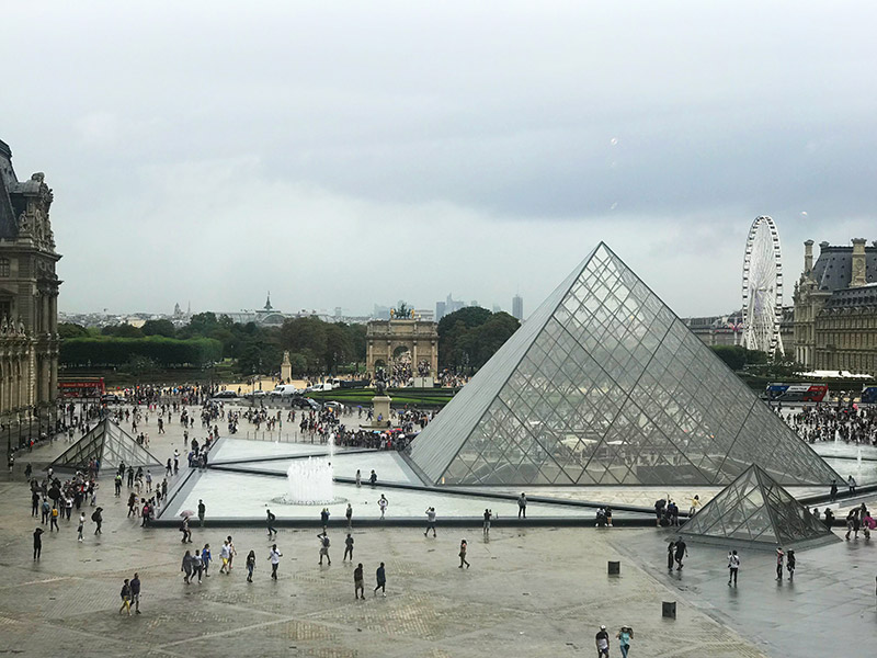 is the louvre worth it