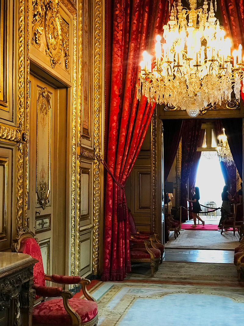the louvre rooms