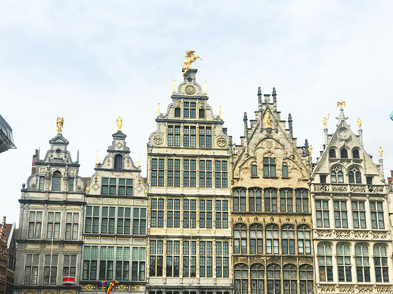 ghent buildings